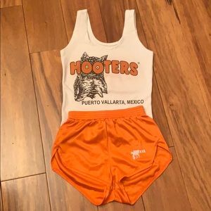 Hooters Uniform/Outfit